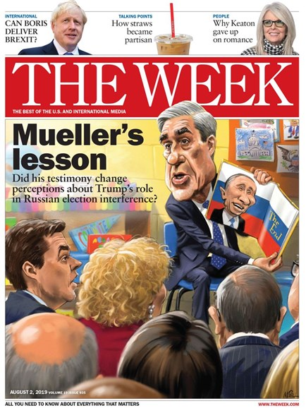 The Week Cover - 8/2/2019