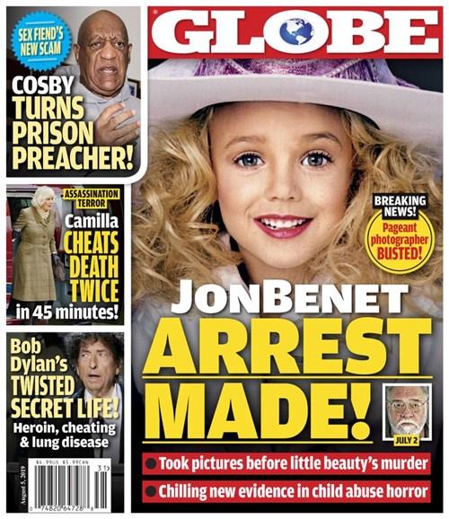 Globe Cover - 8/5/2019