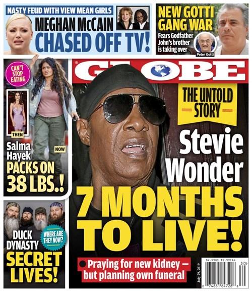 Globe Cover - 7/29/2019