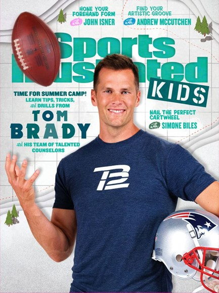 Sports Illustrated Kids Cover - 7/1/2019