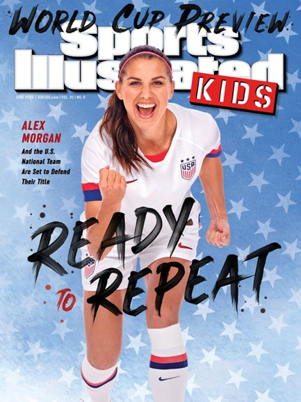 Sports Illustrated Kids Cover - 6/1/2019