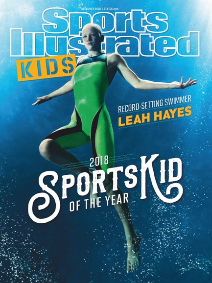 Sports Illustrated Kids Cover - 12/1/2018