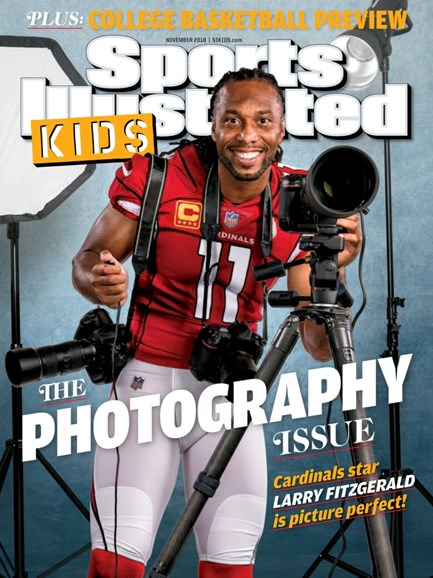Sports Illustrated Kids Cover - 11/1/2018