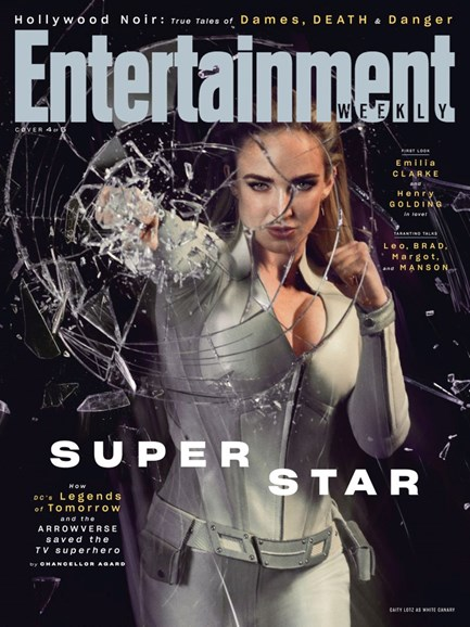 Entertainment Weekly Cover - 8/1/2019