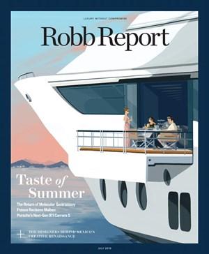 Robb Report Magazine | 7/2019 Cover