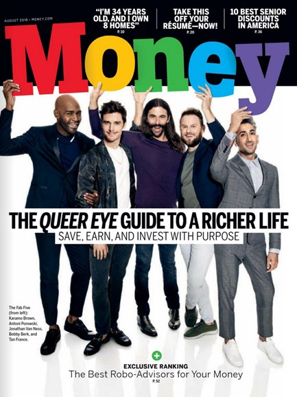 Money Cover - 8/1/2018