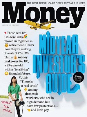 Money Magazine | 6/1/2019 Cover