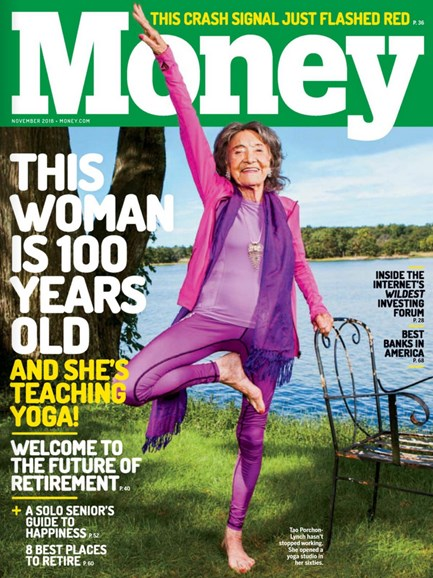 Money Cover - 11/1/2018