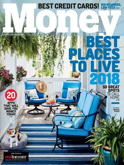 Money Cover - 10/1/2018