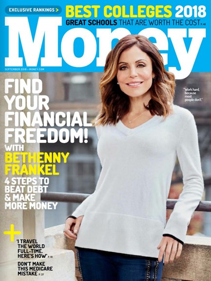 Money Cover - 9/1/2018