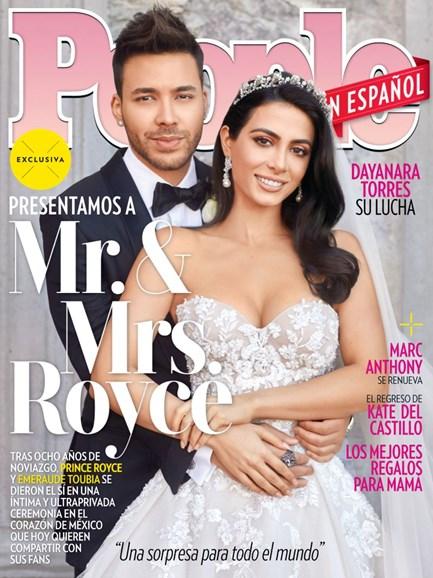 People En Español Cover - 5/1/2019