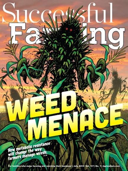 Successful Farming Cover - 7/1/2019