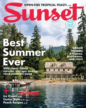 Sunset Magazine | 7/1/2019 Cover