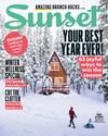 Sunset Magazine | 12/1/2018 Cover