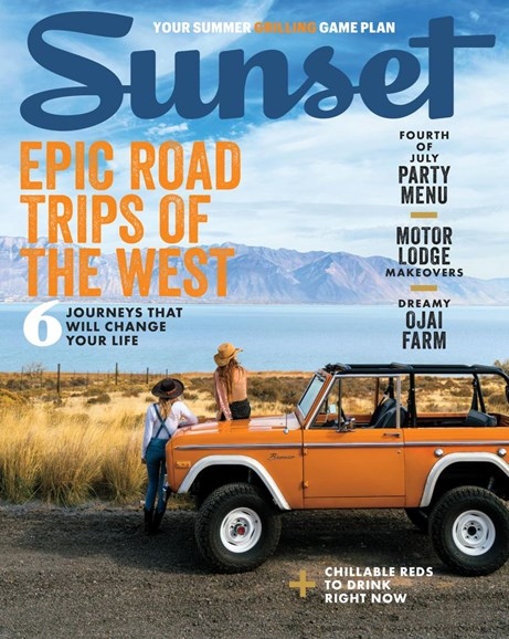 Sunset Cover - 7/1/2018