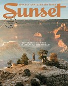 Sunset Magazine 11/1/2018