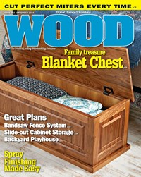Wood Magazine | 9/1/2019 Cover