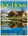 Log Home Living Magazine | 8/2019 Cover