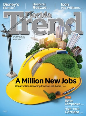 Florida Trend Magazine | 8/2019 Cover