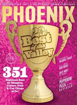 Phoenix Magazine | 8/2019 Cover
