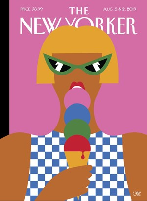 The New Yorker | 8/5/2019 Cover