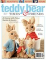 Teddy Bear Times and Friends Magazine | 8/2019 Cover