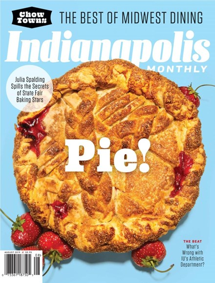Indianapolis Monthly Cover - 8/1/2019