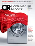 Consumer Reports Magazine 8/1/2019