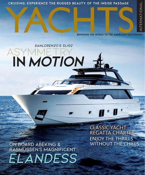 Yachts International Cover - 5/1/2019