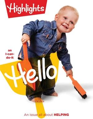 Hello Magazine | 9/2019 Cover