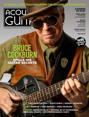 Acoustic Guitar Magazine | 9/2019 Cover
