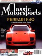 Classic Motorsports Magazine 9/1/2019