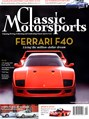 Classic Motorsports Magazine | 9/2019 Cover
