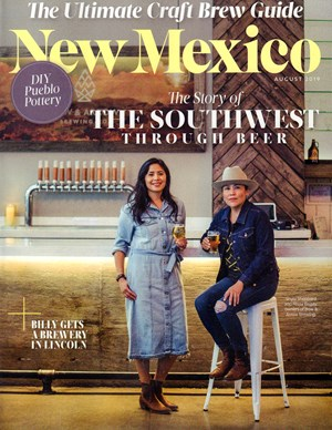 New Mexico | 8/2019 Cover