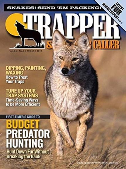 Trapper & Predator Caller Cover - 8/1/2019