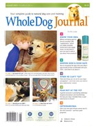 Whole Dog Journal 8/1/2019