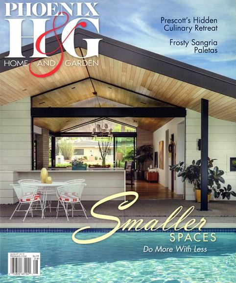 Phoenix Home & Garden Cover - 8/1/2019