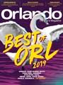 Orlando Magazine   8/2019 Cover