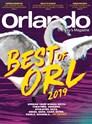 Orlando Magazine | 8/2019 Cover