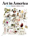 Art In America Magazine | 8/1/2019 Cover