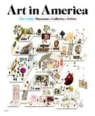 Art In America Magazine 8/1/2019