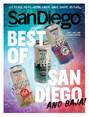 San Diego Magazine | 8/2019 Cover