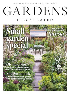 Gardens Illustrated Magazine | 8/2019 Cover