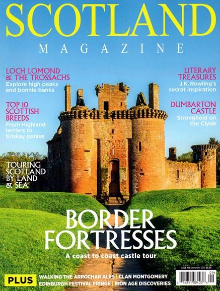 Scotland Magazine Cover - 9/1/2019