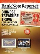 Bank Note Reporter Magazine 8/1/2019