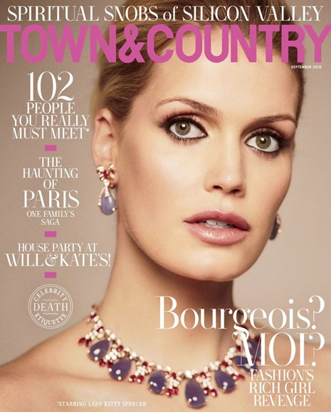 Town & Country Cover - 9/1/2019