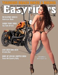 Easyriders Magazine | 9/1/2019 Cover