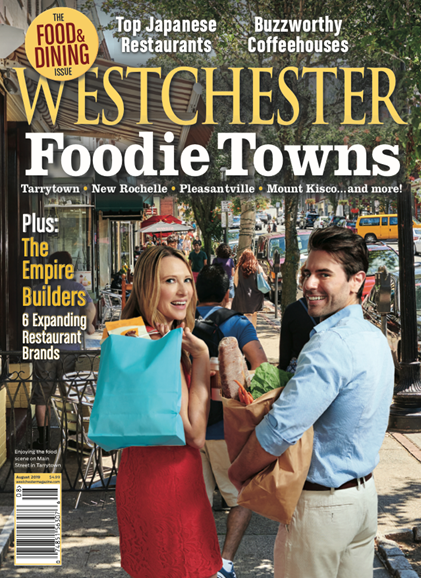 Westchester Magazine Cover - 8/1/2019