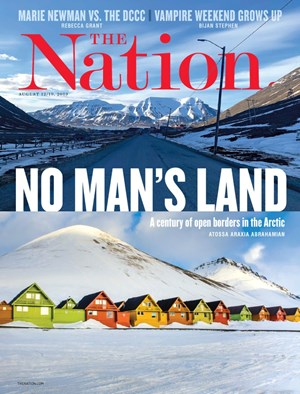 The Nation Magazine   8/12/2019 Cover