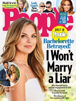 People Magazine | 8/12/2019 Cover
